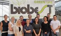 Biobest team in Westerloo, Belgium