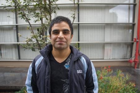Rodrigo Baeza